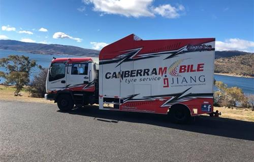 Canberra Mobile Tyre Service image