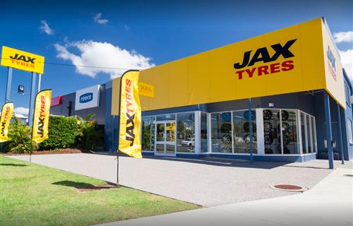 Jax Tyres Biggera Waters image