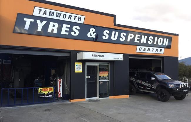 Tamworth Tyres & Suspension Centre image