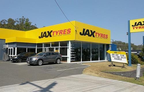 JAX Tyres Burleigh image