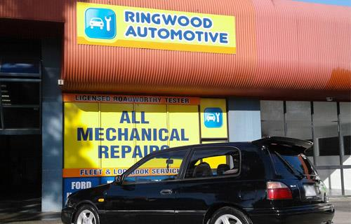Ringwood Automotive image