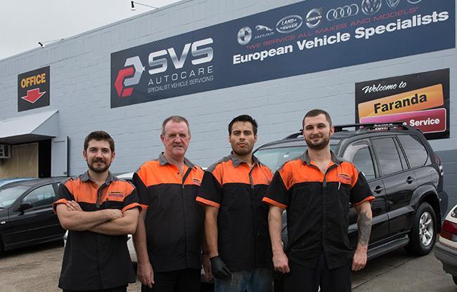 SVS Autocare Brisbane image