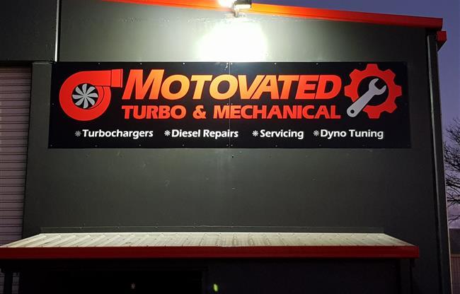 Motovated Turbo & Mechanical image