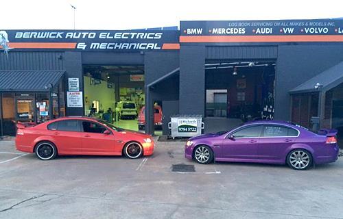 Berwick Auto Electrics & Mechanical image