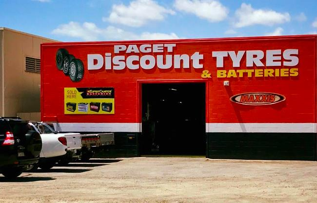 Paget Discount Tyres & Batteries image