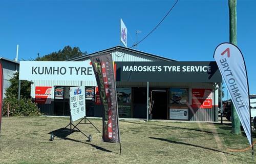Maroske's Tyre Services image