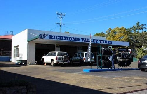 Richmond Valley Tyres image