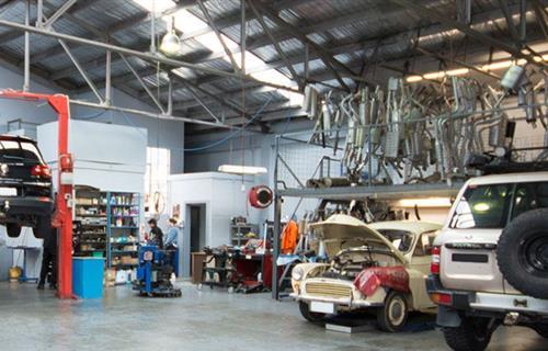 Burnie Exhaust & Service Centre image