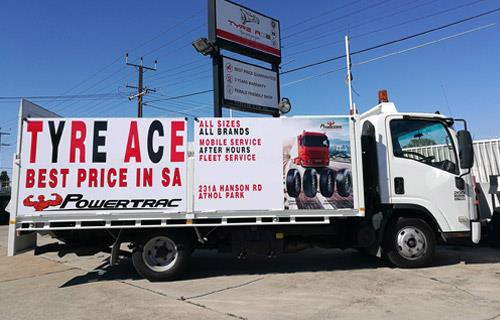Tyre Ace image