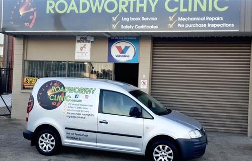 Roadworthy Clinic image