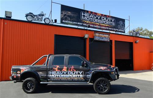 Heavy Duty Motorsports image