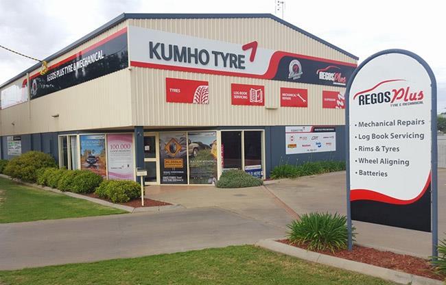 Regos Plus Tyre & Mechanical image