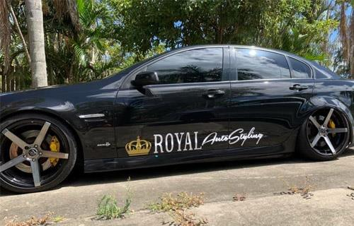 Royal AutoStyling image