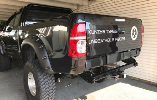 Kunzy's Tyre Centre image