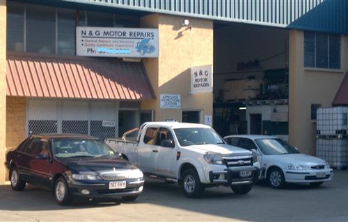 N&G Motor Repairs image