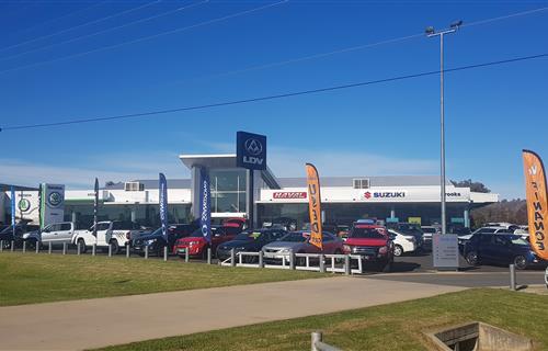 Albury Wodonga Motor Group image
