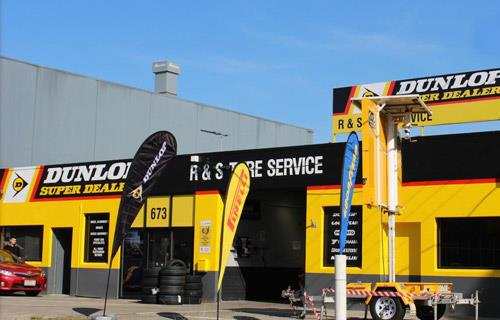 R & S Tyre and Auto image