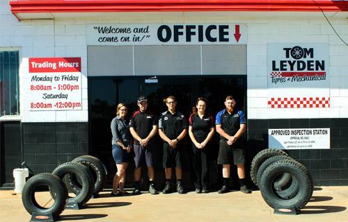 Tom Leyden Tyres image