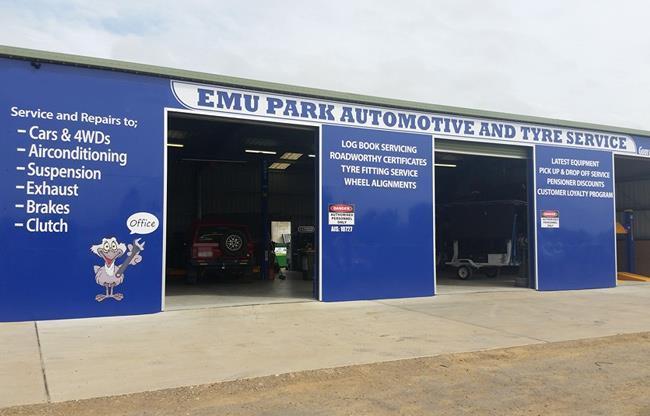 Emu Park Automotive and Tyre Service image