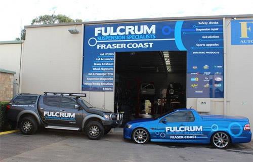 Fulcrum Suspensions Fraser Coast image