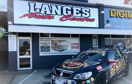 Langes Auto Centre image