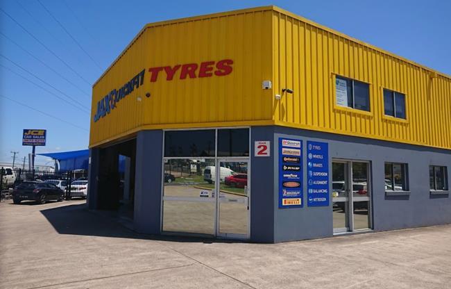 JAX Tyres & Auto St Marys image