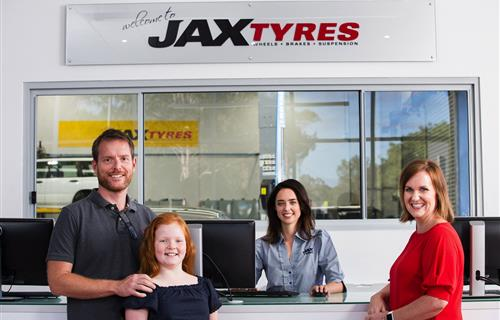JAX Tyres Ballarat image