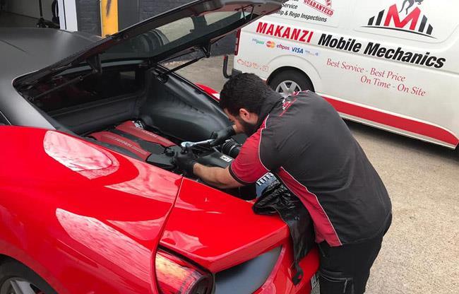 Makanzi Mobile Mechanics image