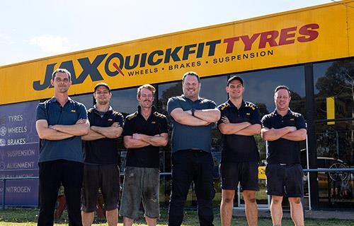 JAX Tyres & Auto Bayswater North image