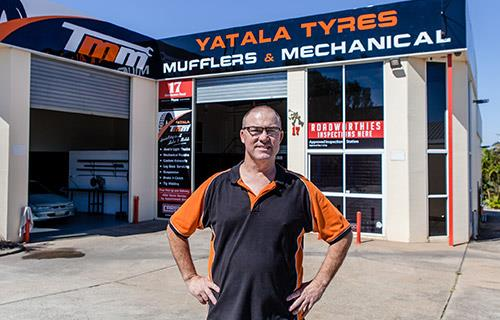 Yatala Tyres Mufflers & Mechanical image