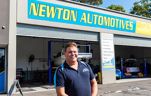Newton Automotives image