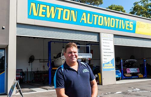 Newton Automotives image