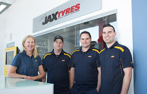 Jax Tyres Warrnambool image
