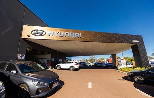 DVG Maddington Hyundai image