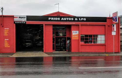 Pride Autos & LPG - Launceston Tyrepower image