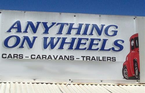Anything On Wheels image