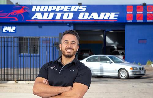 Hoppers Auto Care image