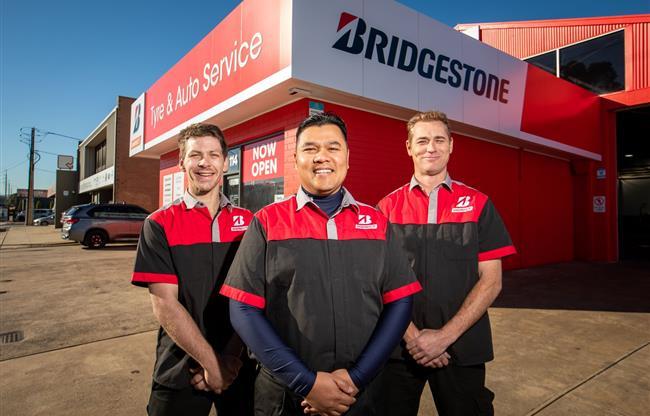 Bridgestone Select Keswick image