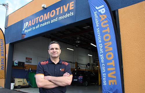 JP Automotive image