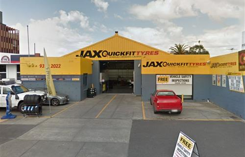 JAX Tyres Essendon image
