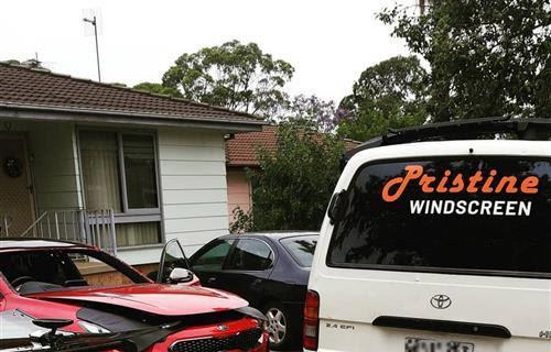 Pristine Windscreen image