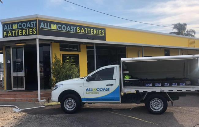 All Coast Batteries Pty Ltd image