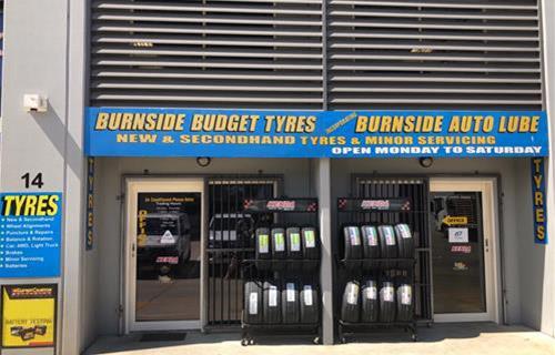 Burnside Budget Tyres image