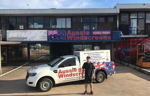 Aussie Windscreens image