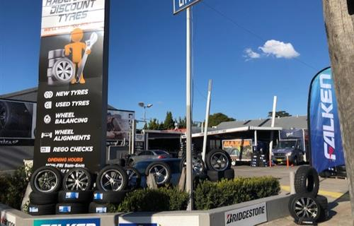 Haberfield Discount Tyres image