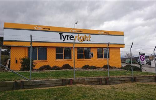 Tyreright Goulburn image