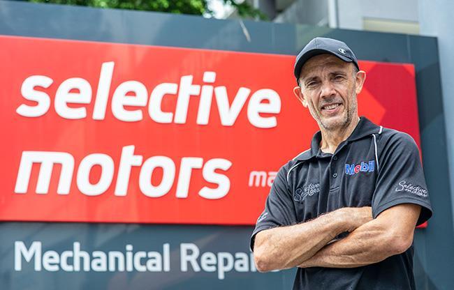 Selective Motors image