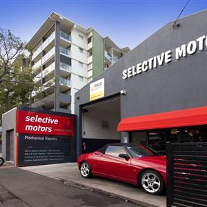 Selective Motors profile image