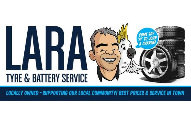 Lara Tyre and Battery image