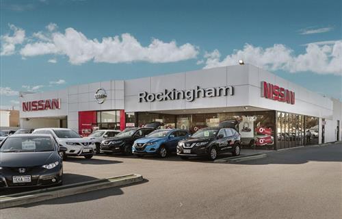 Rockingham Nissan image